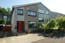 3 bed Semi-detached Villa for sale in Carron Crescent, Lenzie...