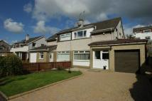 Semi-detached Villa in Millersneuk Drive...