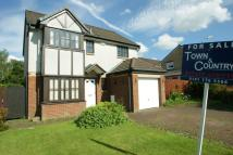 4 bed Detached house in Briarcroft Road...