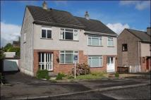 3 bedroom semi detached house to rent in Andrew Avenue, Lenzie...