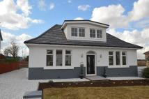 4 bedroom Detached house for sale in Alexandra Avenue, Stepps...