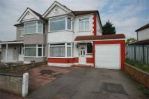 semi detached property for sale in Laurel Crescent...