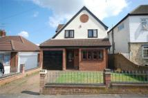 4 bedroom Detached house in Church Road, HAROLD WOOD...