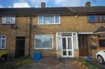 2 bedroom Terraced house for sale in Hilldene Avenue...