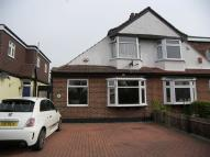 3 bedroom semi detached property in WOODVILLE GARDENS...