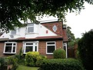 4 bedroom semi detached home in WOODVILLE GARDENS...