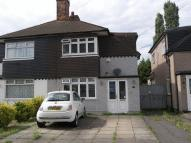 3 bed semi detached house in BRINKWORTH ROAD CLAYHALL...