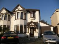 3 bedroom semi detached house for sale in WOODFORD AVENUE GANTS...