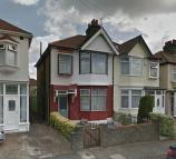 3 bed semi detached home for sale in BUTE ROAD...