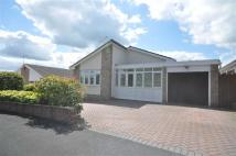Clwydian Park Crescent Detached Bungalow for sale