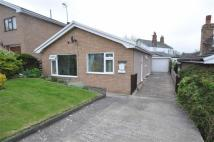 Detached Bungalow for sale in Bryntirion, Henllan...