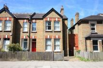 4 bed semi detached house in South Croxted Road...