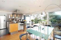 Terraced house in Rock Hill, Sydenham Hill