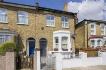 semi detached house in Henslowe Road...