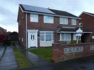 3 bedroom semi detached property for sale in FERNDOWN DRIVE, IMMINGHAM