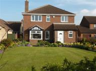 Detached property for sale in NEWSUM GARDENS, KEELBY...