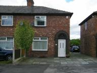 2 bed semi detached property in Corporation Road...
