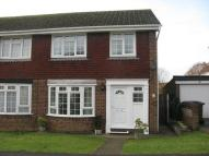 3 bed semi detached house in Solway, Hailsham, BN27