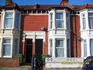 Terraced home to rent in Francis Avenue, Southsea