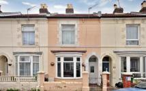 Terraced house in Agincourt Road...