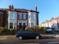 4 bedroom Maisonette in Shirley Road, Southsea