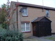 1 bed semi detached home to rent in Ethelred Close...
