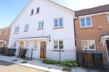 3 bed Terraced property to rent in Chambers Grove...
