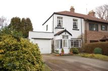 The Firs semi detached property for sale