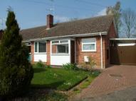 Semi-Detached Bungalow in Foxley Close, Werrington...