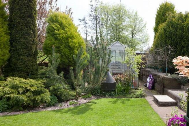 Old School Garden