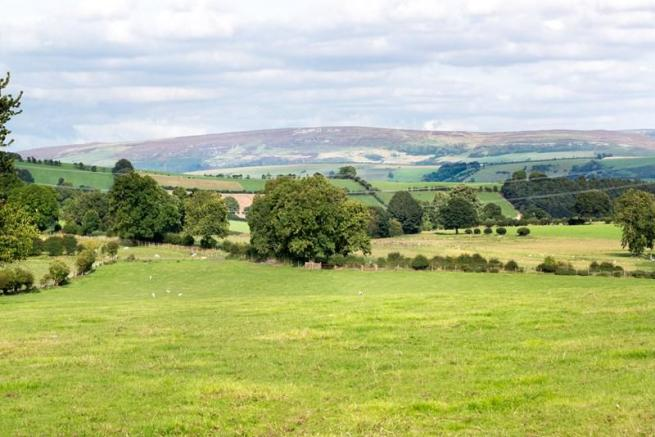 View of Pennines