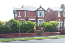 Detached home in Bispham Road, Blackpool...