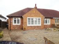 Bungalow to rent in Blackpool Road...