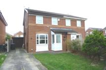 2 bedroom semi detached home in Plover Close...