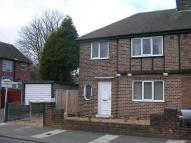 3 bed semi detached home to rent in Leslie Avenue...