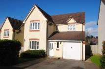 4 bed Detached property for sale in Lane Field Road, Bideford