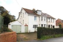 semi detached property in Valley Road, Bude