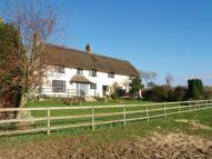 5 bedroom Detached house in Selworthy, Minehead