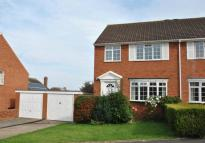 3 bed semi detached house to rent in Cherfield, Minehead
