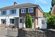 4 bed semi detached home in Lower Park, Minehead
