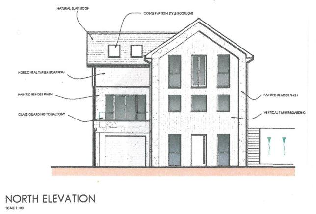 New House Elevation