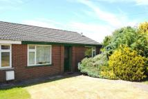 2 bed Bungalow in Mayflower Close...