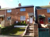 2 bed semi detached house in Foxdown Terrace...