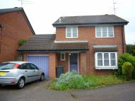 Detached house to rent in Catesby Green, Luton...