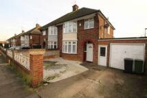 semi detached property in Hewlett Road, Luton...