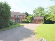 Detached house to rent in Camberley, Surrey