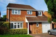YATELEY Detached property to rent