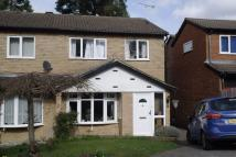 SANDHURST semi detached house for sale