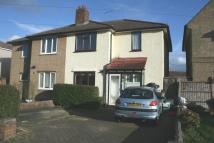 3 bed semi detached house in Crown Road, Barkingside...