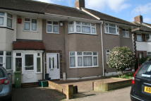 Terraced property to rent in Dryden Close, Ilford, IG6